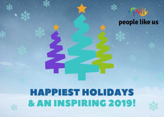 Fijne feestdagen en een inspirerend 2019!