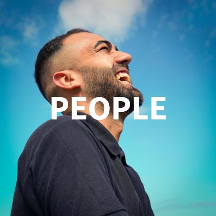 People pillar of People Like Us